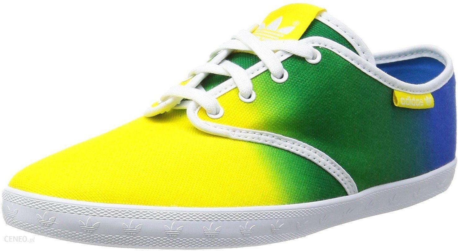 ADIDAS buty na w f trampki tenisówki kolorowe 41