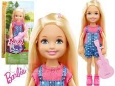 94e72f511231 Lalka Barbie Sisters Camping Fun Chelsea Doll Sing Along Dyx03 (Dyx05) -  zdjęcie 1