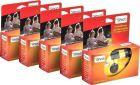 Amazon TopShot jednorazowy aparat fotograficzny z 27 zdjęć i Wbudowana lampa błyskowa Pakiet