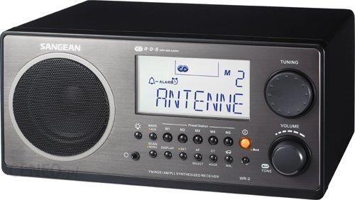 Radio Sony Z Pilotem