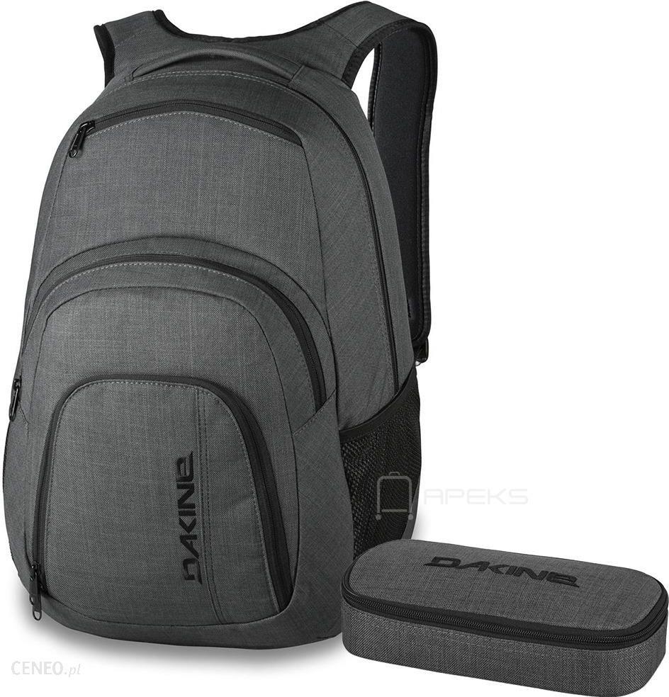 Dakine Campus 33L Carbon Plecak Miejski Laptop 15 Szary - Ceny i ... caaed0077a