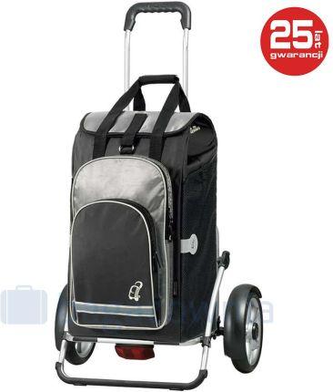 bccc9e3505010 Wózek na zakupy ANDERSEN Royal Plus 147 Hydro 147-036-80 Czarny - czarny