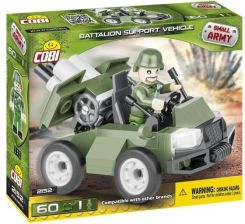 Cobi Army Small Support Car 60Kl (2152)