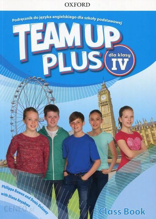 podręcznik team up