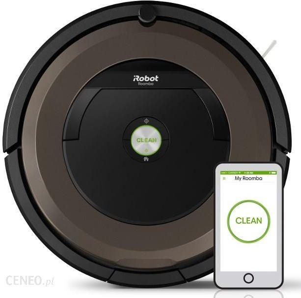 Odkurzacz Irobot Roomba 896 Opinie I Ceny Na Ceneopl