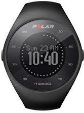 3e96b90066d609 Amazon Polar M200 zegarek sportowy, rozmiar M/L, czarny, M/L - Ceneo.pl
