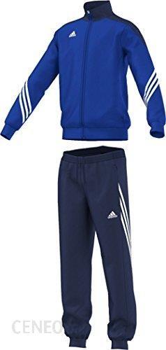 ad8c669d4a3128 Amazon adidas Sereno 14 F49716 strój sportowy dziecięcy: bluza niebieska  (Cobalt/New Navy