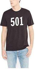 Amazon Levi's T shirt mężczyźni, kolor: czarny, rozmiar: M