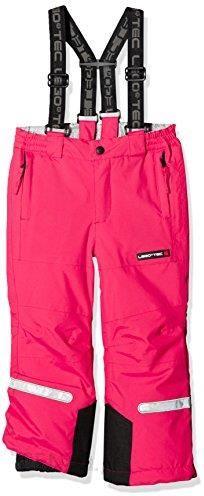 Amazon Spodnie zimowe LEGO Wear dla dziewczynek, kolor: różowy, rozmiar: 146
