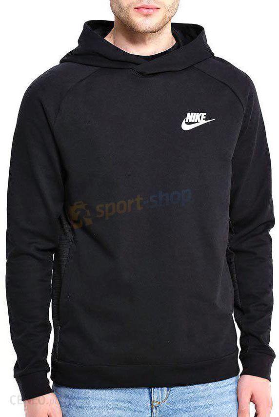 ogromny wybór uroczy wiele kolorów Bluza z kapturem męska Sportswear Advance 15 Hoodie Nike (czarna)