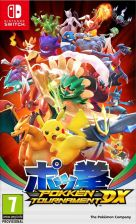 Pokken Tournament DX (NS)