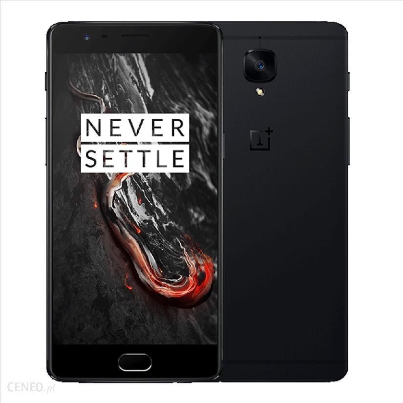 Oneplus 3t 128gb Czarny Cena Opinie Na Ceneo Pl