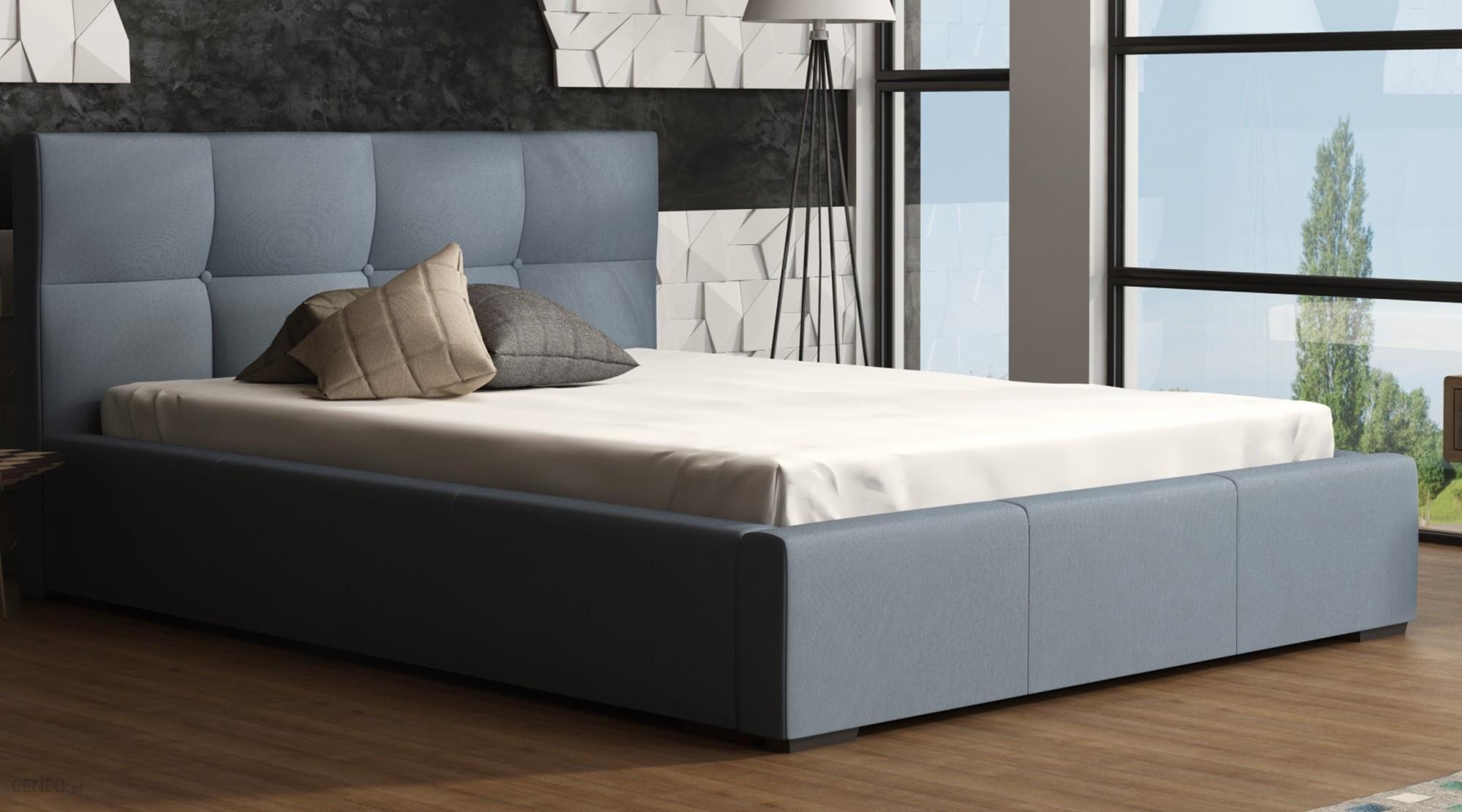 Chojmex Turyn łóżko Z Pikowanym Zagłówkiem 160x200