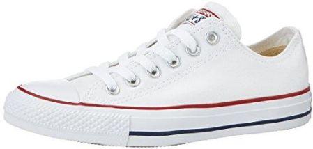 Białe Skórzane Buty Męskie Trampki Converse rozmiar 42,5
