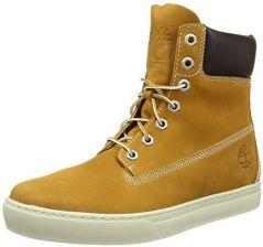 Amazon Buty za kostkę Timberland dla mężczyzn, kolor: brązowy, rozmiar: 49 Ceneo.pl