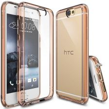 Ringke Fusion HTC One A9 Rose Gold