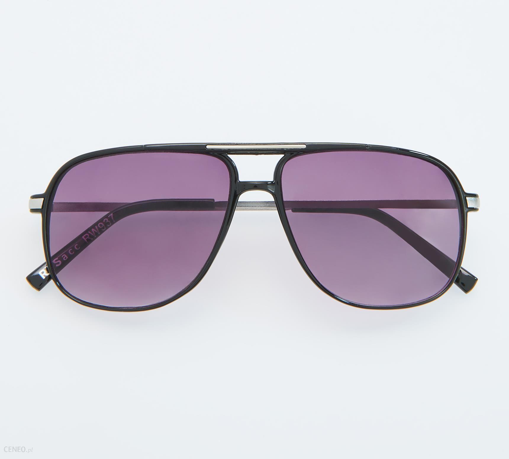 6615149c2f0 Reserved - Okulary przeciwsłoneczne - Czarny - Ceny i opinie - Ceneo.pl