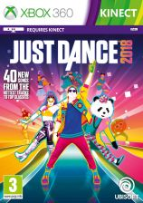 Just Dance 2018 ( Xbox 360)