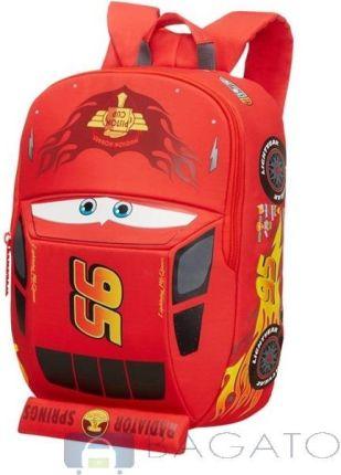 316fa25805e38 Plecaczek Dziecięcy Samsonite Disney Ultimate Cars Classic 11,5l - czerwony