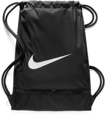 sprzedaż uk niesamowity wybór ceny odprawy Nike Worek Na Buty I Odzież Brasilia Training Czarny