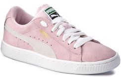 1c13f5b0365 Sneakersy PUMA - Suede Jr 355110 30 Pink Lady White Team Gold eobuwie