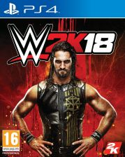 Wwe 2K18 (Gra PS4)