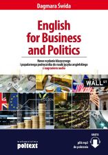 English for business and politics - Dagmara Świda [KSIĄŻKA]