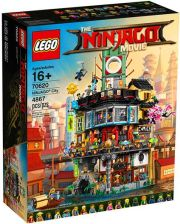 Lego Ninjago Movie Miasto Ninjago (70620)