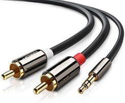 Amazon Ugreen kabel audio wtyk mini jack 3,5 mm na 2 x RCA 7e187061bb8