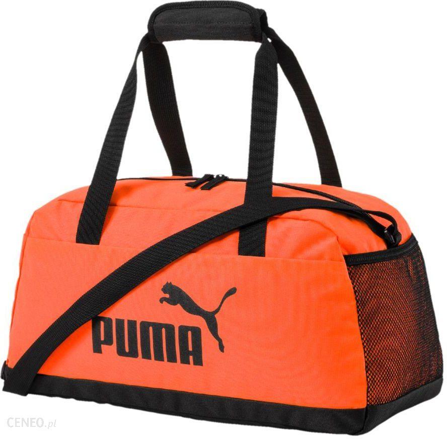 02b97b9fec96a TORBA PUMA PHASE SPORT pomarańczowa 74942 23 - Ceny i opinie - Ceneo.pl