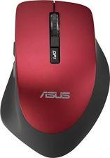 6307066e9c0 Amazon ASUS WT425 bezprzewodowa mysz (1.600 DPI, USB) czarna, czerwony