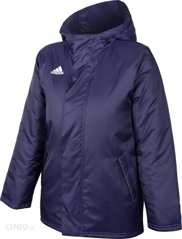 Adidas Kurtka adidas Core 15 Stadium Jacket Junior S22296 S22296128 Ceny i opinie Ceneo.pl