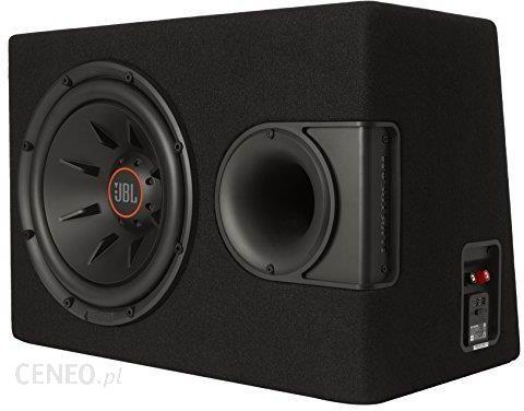 amazon jbl car 250 mm 10 slip stream obudowa bass reflex. Black Bedroom Furniture Sets. Home Design Ideas