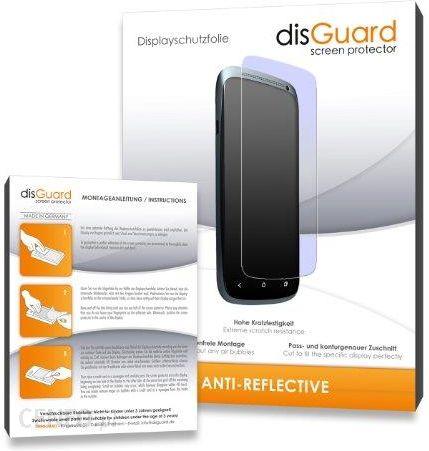 Amazon disguard folia ochronna na wyświetlacz do telefonu Huawei Ascend  Y330/Y-330 – jakość premium – Made in Germany
