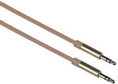 Amazon Kit, aluminiowa 3.5 MM do 3.5 MM przewód AUX kabel przewód audio  stereo jack 384d8d26ce5