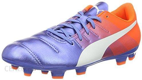 Amazon Buty piłkarskie Puma evoPOWER 4.3 FG dla mężczyzn, kolor: wielokolorowy, rozmiar: 43 Ceneo.pl