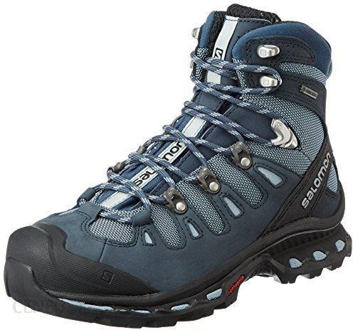 the latest f4e0f 353eb Amazon Buty trekkingowe Salomon Quest 4D 2 GTX dla kobiet, kolor:  niebieski, rozmiar: 36 2/3