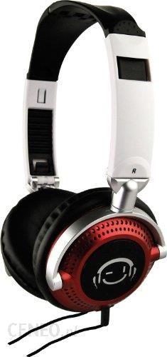 Amazon Schwaiger KH500BL 031 DJ pokrowiec na deskę do prasowania słuchawki z super Bass ( DB, wtyczka jack 3,5 MM, 1,8 m) czerwony srebrny Ceneo.pl