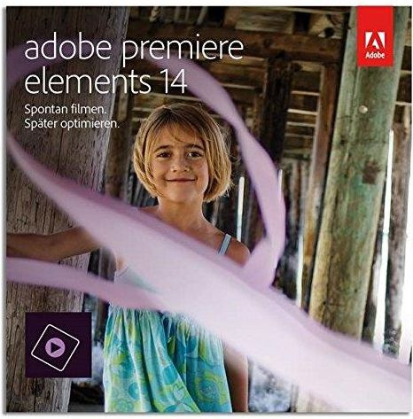 Amazon Adobe Premiere Elements 14 (Frustfreie Verpackung)