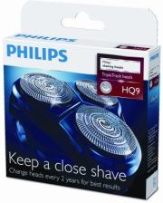 Amazon Philips Triple Track głowice do golenia hq81 hq82 hq91 pt9 i at9 Serie (HQ9/50)
