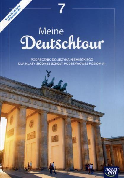 podręcznik meine deutschtour