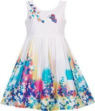 703ca9f2cc Amazon Sukienka dla dziewczynki motyl ich wyszukiwanie kwiaty haft chiński  styl