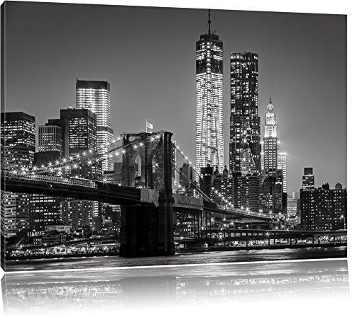Amazon New York City Skyline W Przypadku Na Płótnie Xxl Olbrzymie