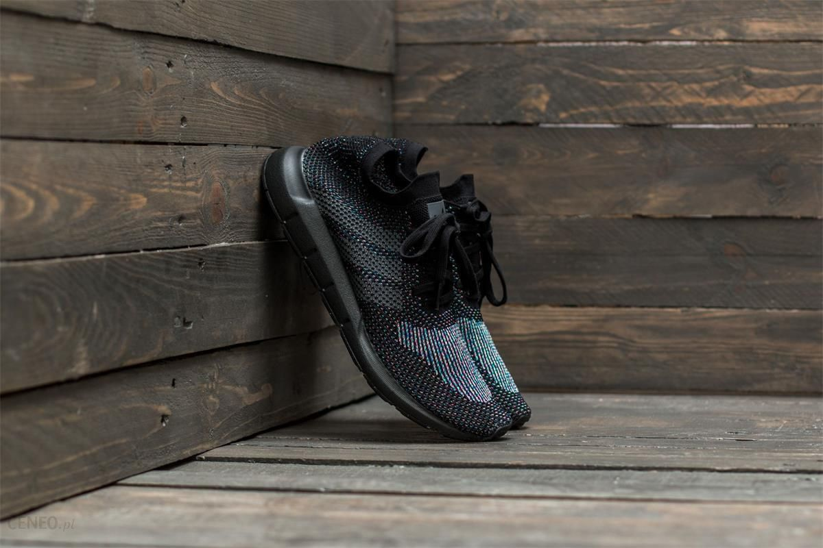 adidas Swift Run Primeknit Core Black Grey Five Core Black