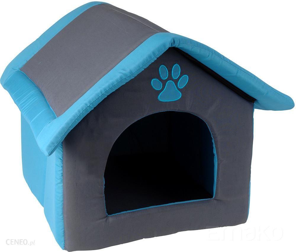 emako Domek dla psa kota legowisko budka