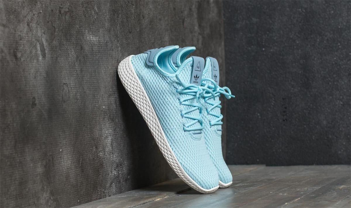 adidas Pharrell Williams Tennis HU Ice Blue Ice Blue