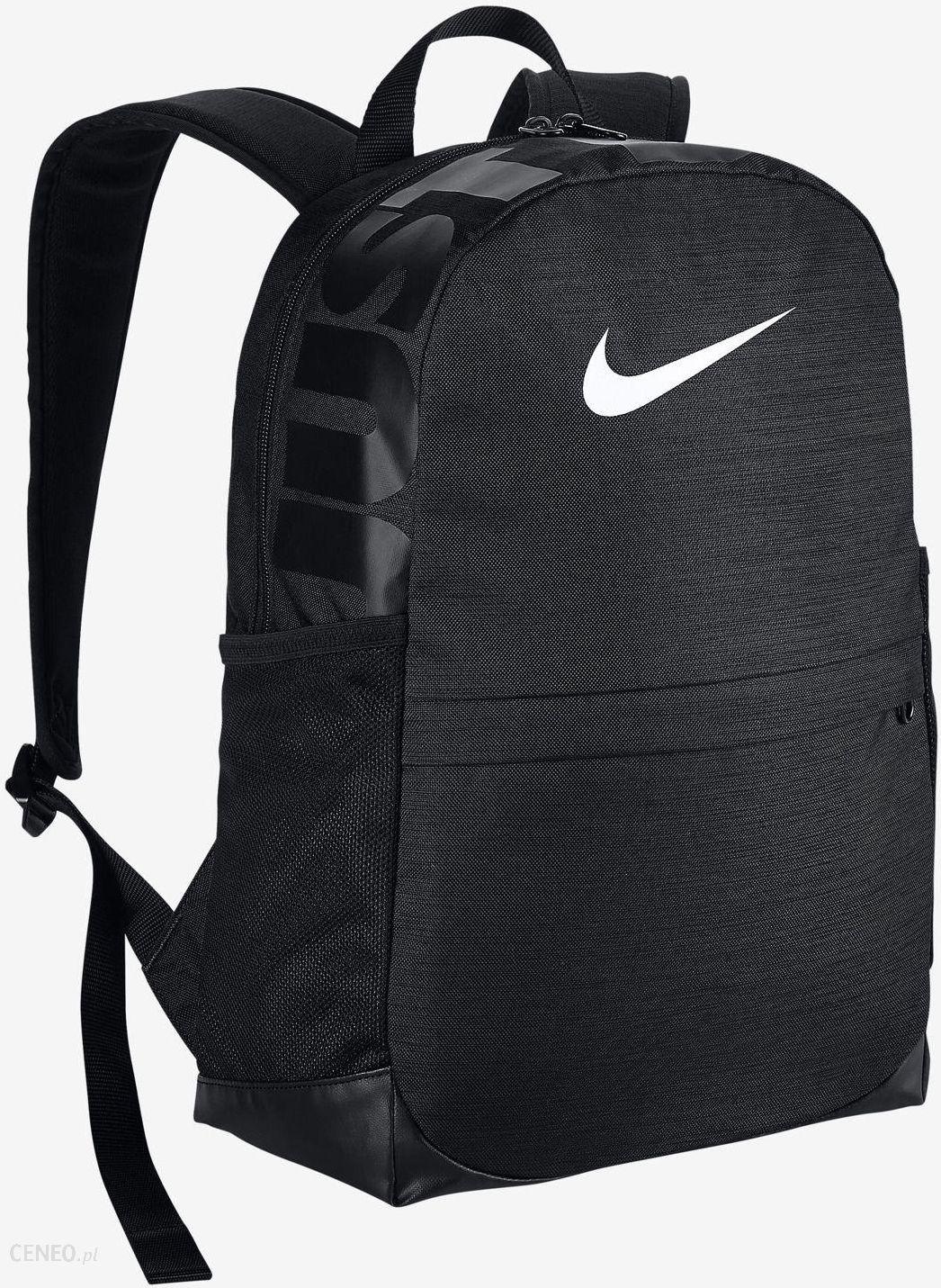 4354273475eef Plecak Nike Brasila Czarny Ba5473 - Ceny i opinie - Ceneo.pl