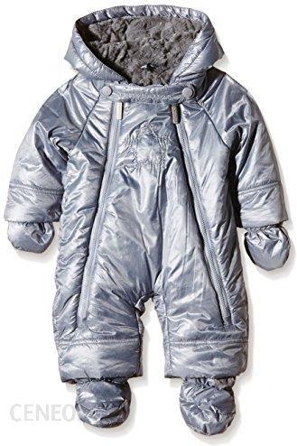9353df6b6a0471 Amazon Kombinezon zimowy Bellybutton Kids 1572811 dla dzieci, kolor: szary,  rozmiar: 68