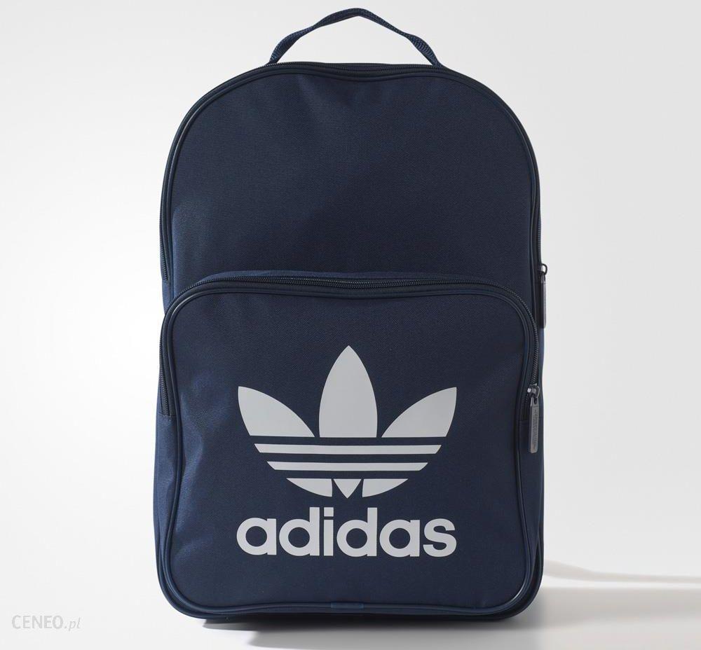 44d795bbeef4b Plecak Adidas Originals Classic Trefoil Navy - Ceny i opinie - Ceneo.pl