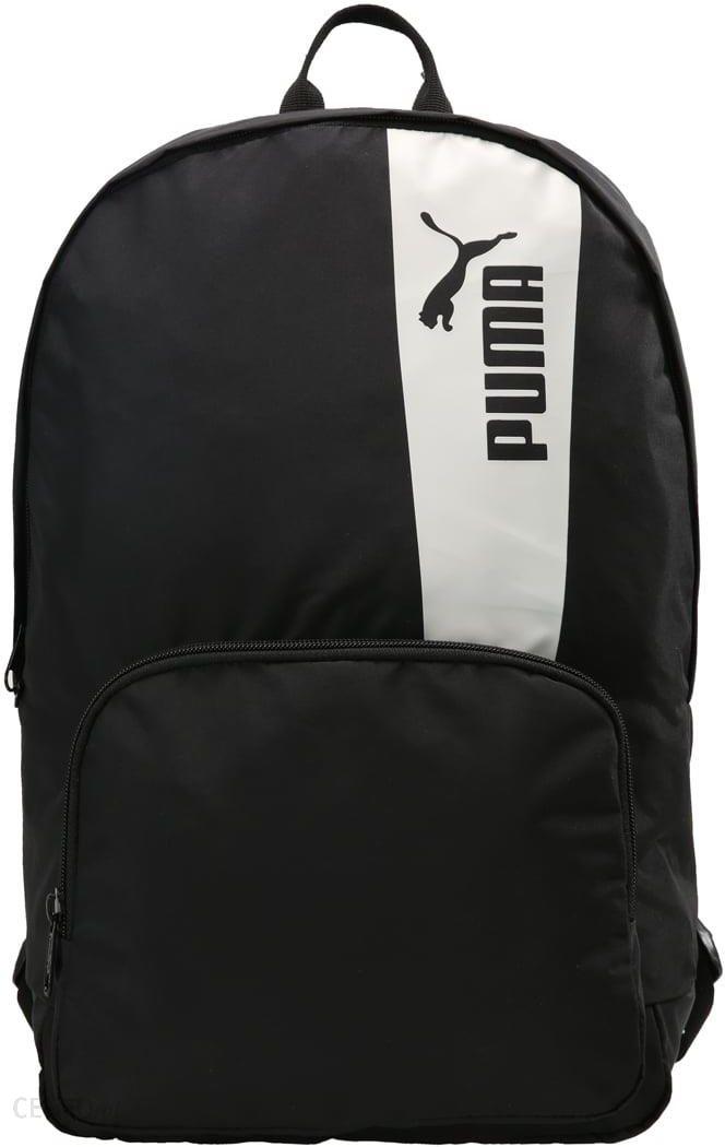 e2c14006b2be8 Plecak Puma Core Style Black Marshmallow - Ceny i opinie - Ceneo.pl